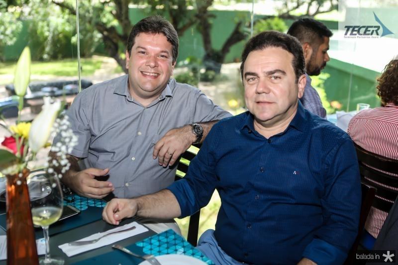 Chico Vale e Fernando Linhares