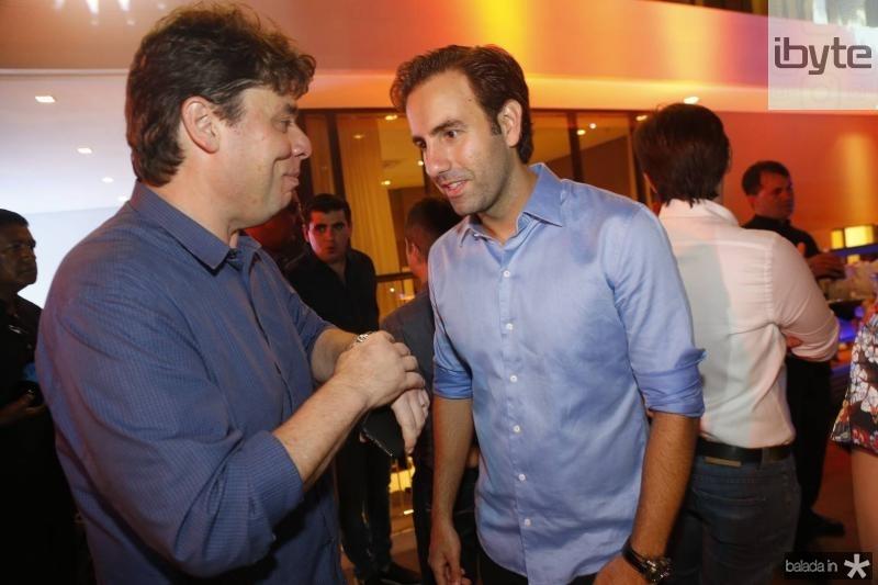 Ricardo Ary e Vitor Frota
