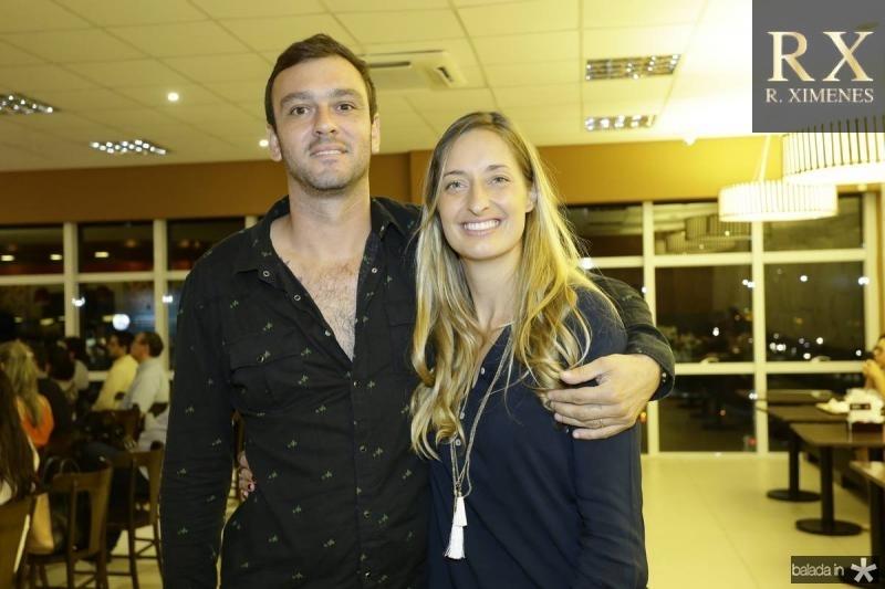 Gaetan e Jessica Liekens