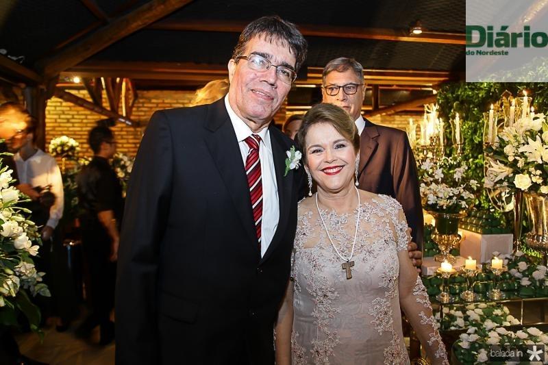 Roberto e Cristiana Costa Lima