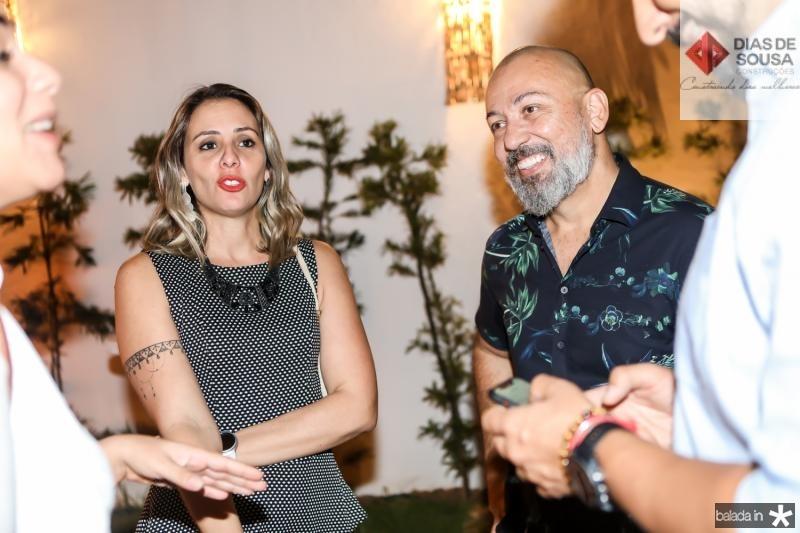 Fernanda Madeira e Alexandre Lima