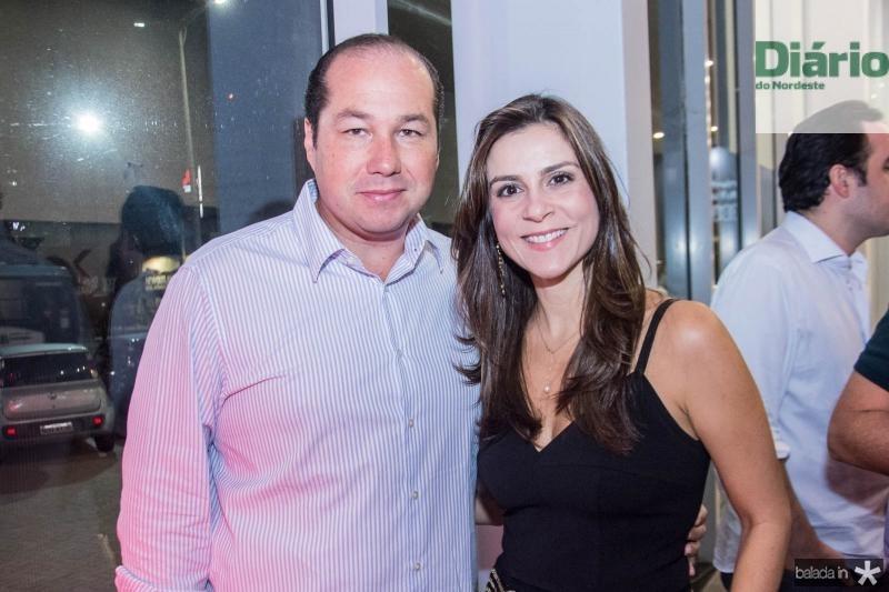 Joaquim e Laura Araujo