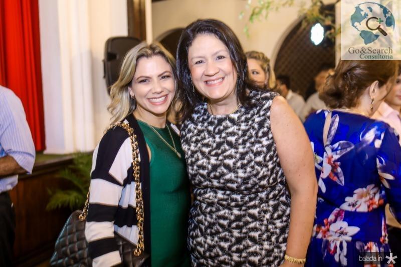 Vanessa e Rosilandia Queiros