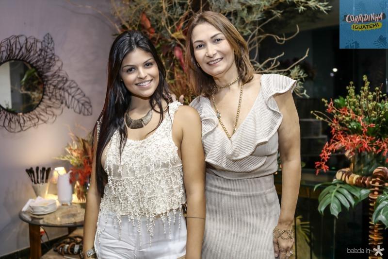 Renata e Patricia Maia