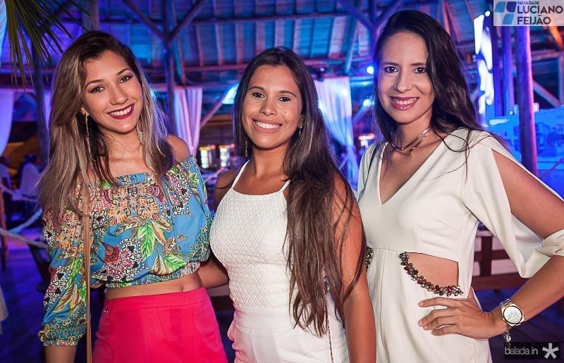 Suelen Miranda, Bruna Rafaele e Natalia Aguiar