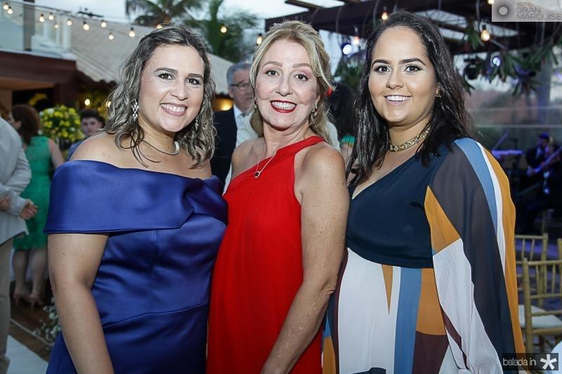 Ana, Cecilia e Carolina Leal