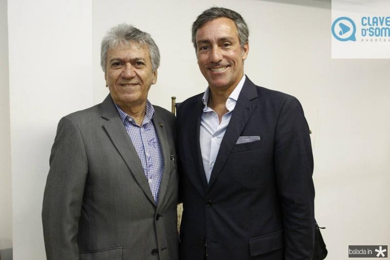 Clovis Nogueira e Nuno Rebelo
