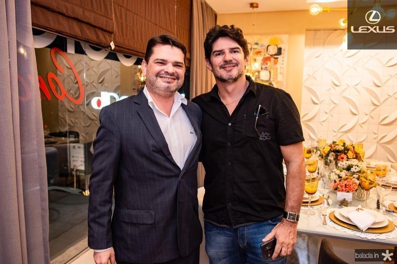 Fernando Martins e Fabio Fernandes