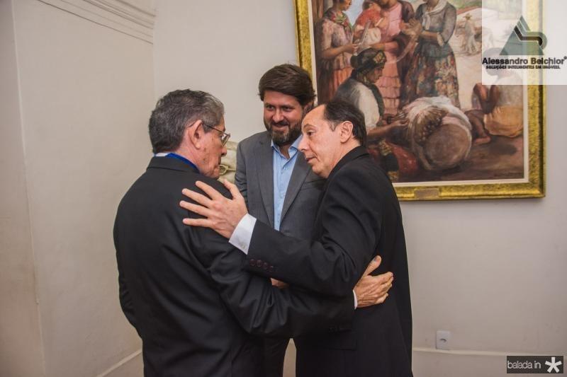 Batista de Lima, Rafael e Dudu Rodrigues