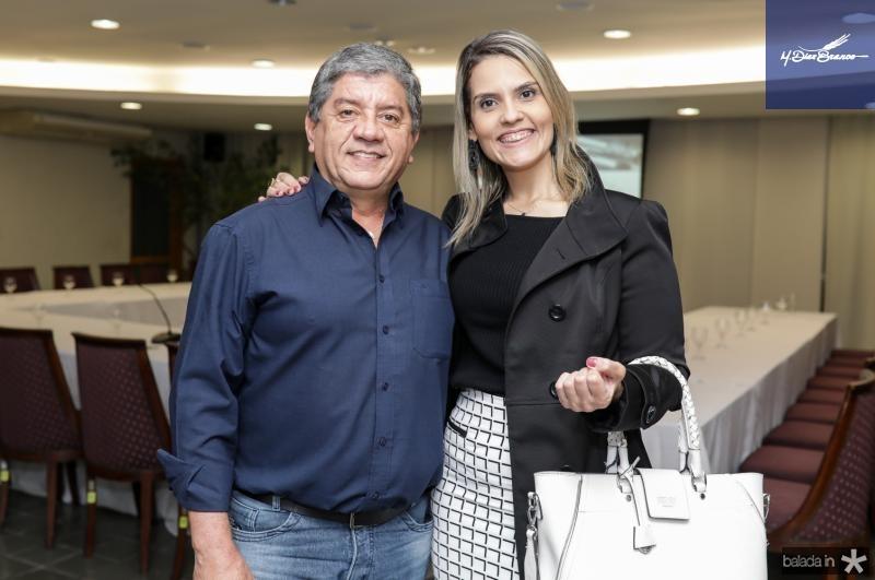 Sampaio Filho e Mara França