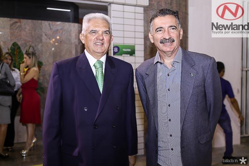 Tales Sa Cavalcante e Artur Bruno
