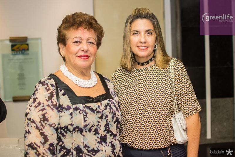 Catarina Marino e Berenice Lins