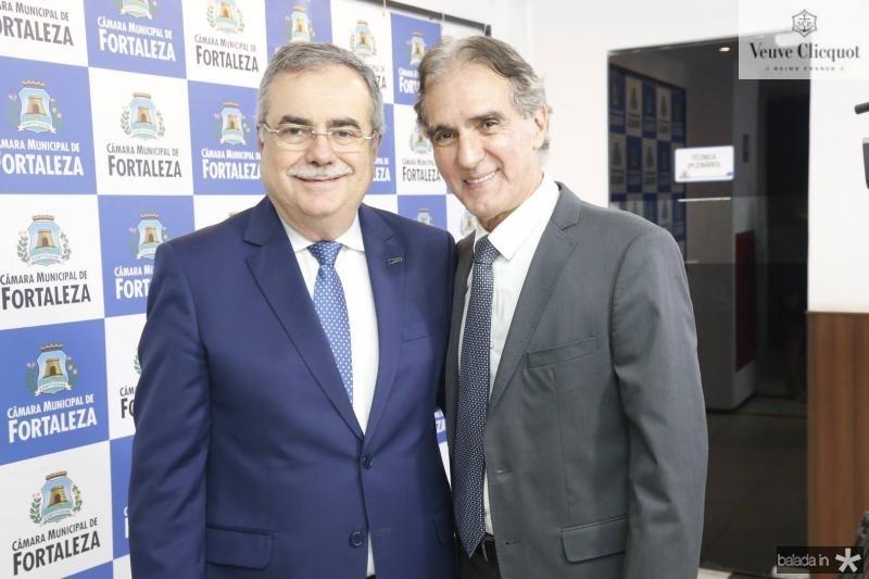 Assis Cavalcante e Antonio Carlos
