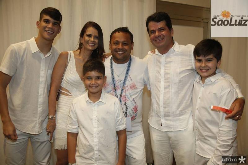 Joao Victor, Elise e Raphael Magalhaes, Marcelo Matos, Beto e Guilherme Gil
