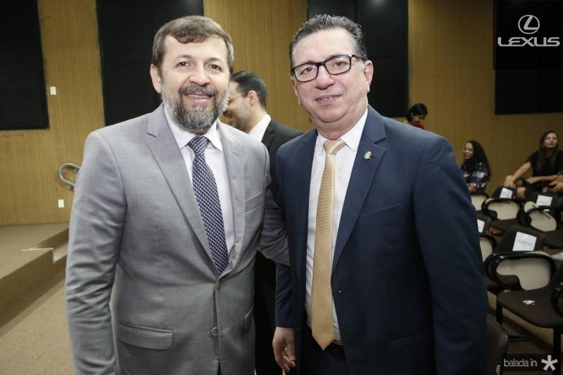 Elcio Batista e Flavio Juca