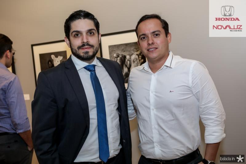 Victor Laprovitera e Iury Cavalcante