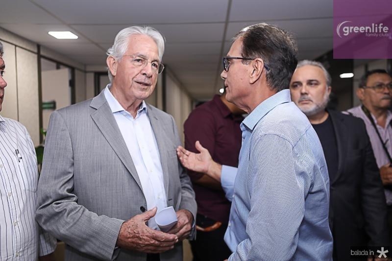 Carlos Prado e Beto Studart