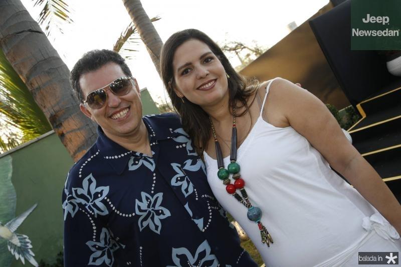 Kleber e Tiziana Dias