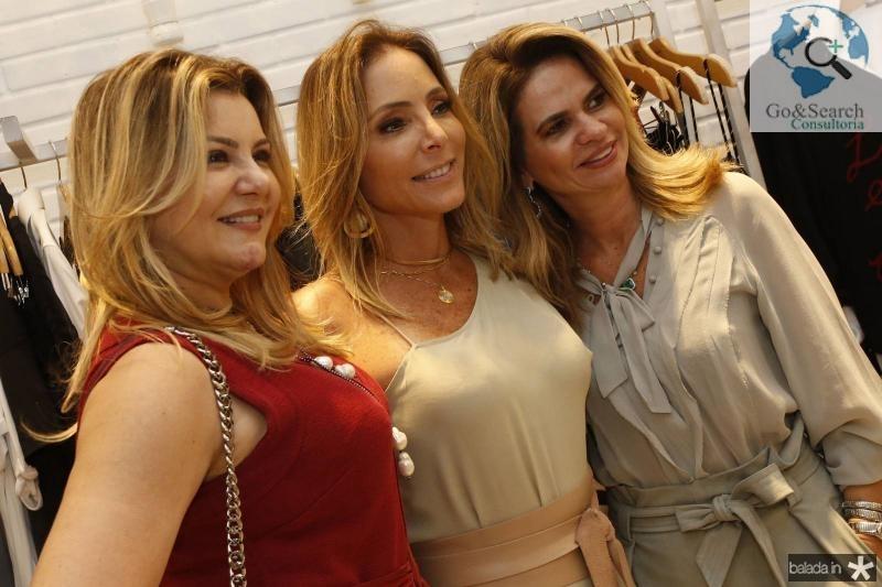 Silvana Guimaraes, Ana Paula Daud e Germana Cavalcante