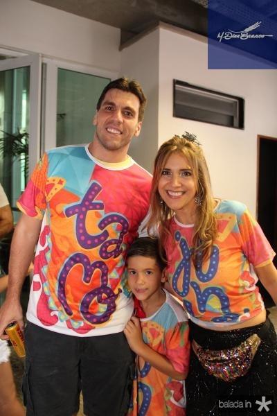 Daniel Costa e Silva e Rafael, Eliziane Colares