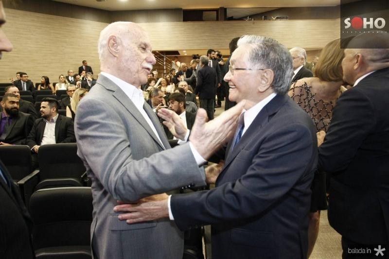 Freitas Cordeiro e Francisco Lavanery