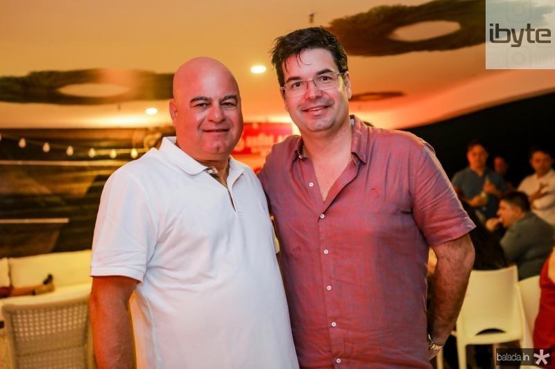 Luciano Cavalcante e Andre Pires