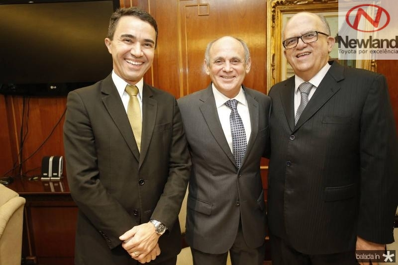 Placido Rios, Gladyson Pontes e Fernando Ximenes 1