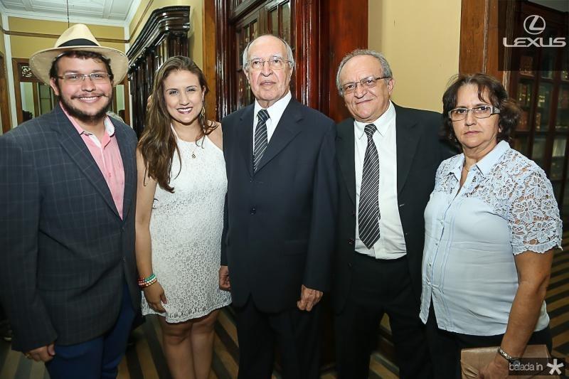 Samuel e Sara Guerra, Lucio Alcantara, Joao e Maria Carvalho