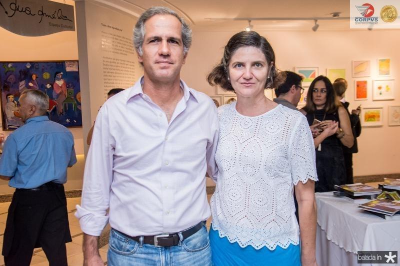 Andre e Cecilia Bichucher