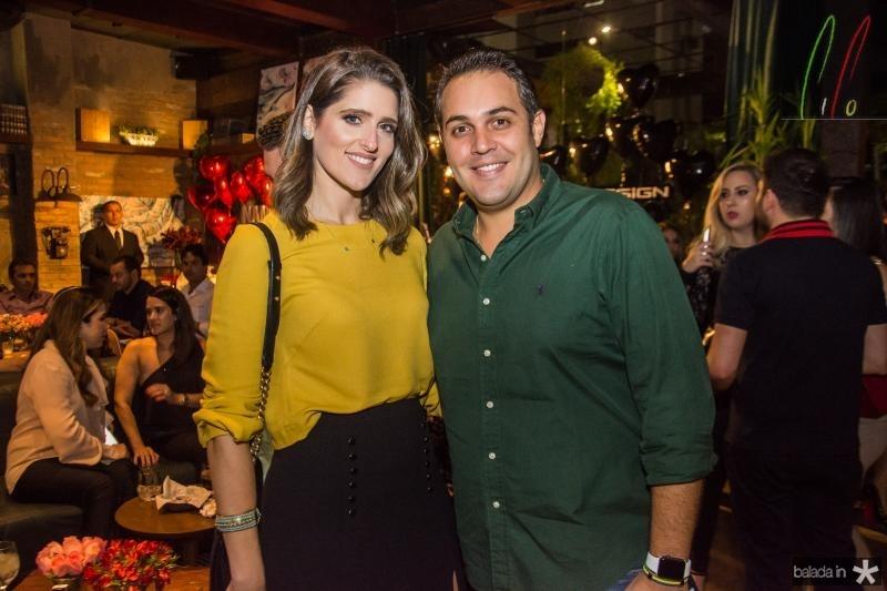 Rebeca e Bruno Leal Bastos