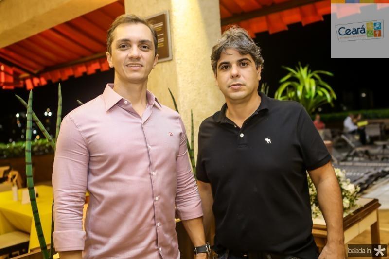 Marcelo Marfrutas e Victor Pessoa