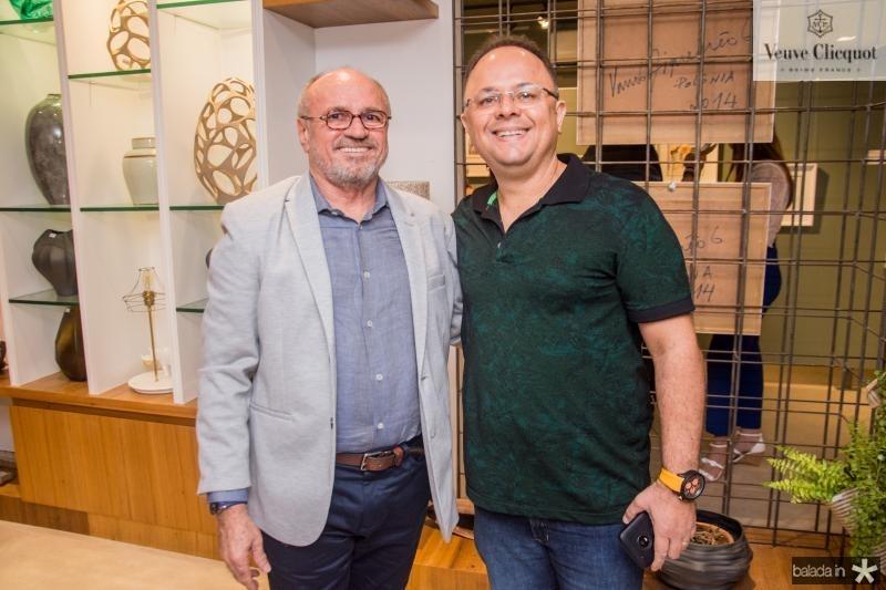 Vando Figueiredo e Marcos Oria