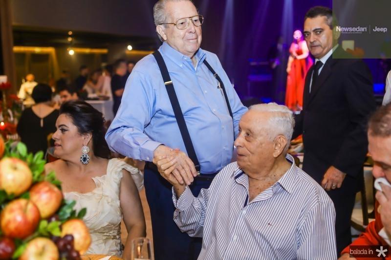 Edson Ventura e Adauto Bezerra