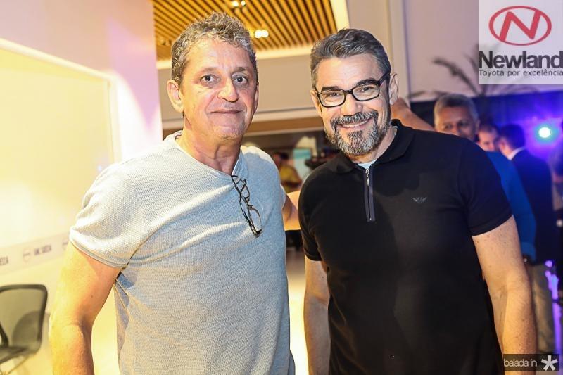 Cairo Magalhaes e Fred Pinho