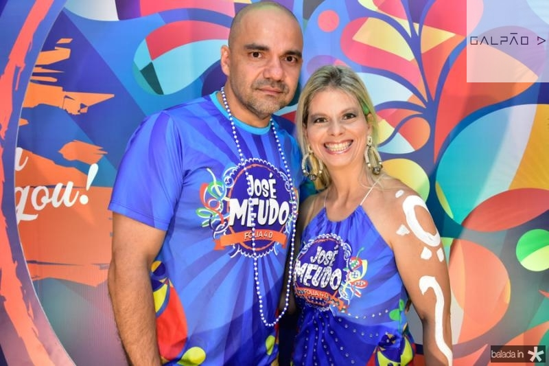 Ricardo e Suiane Oliveira