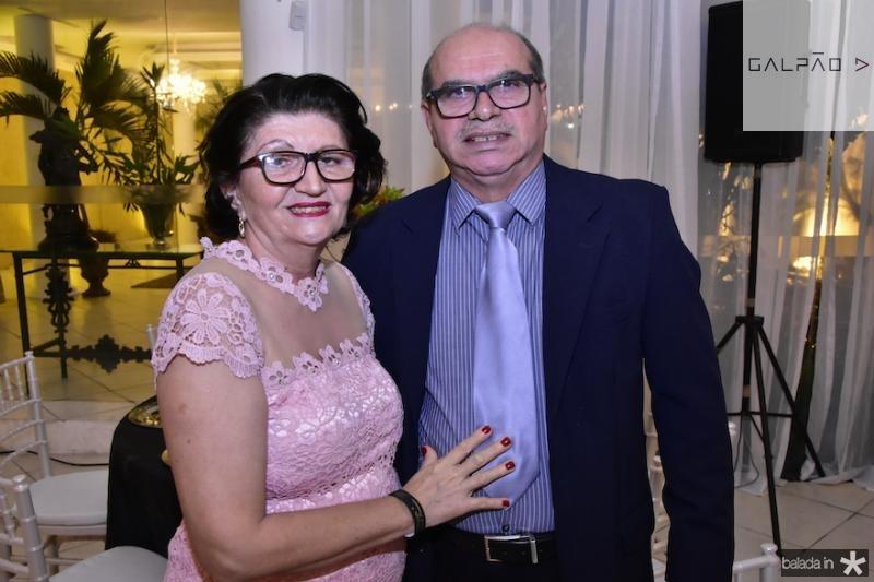Telma Costa e Raimundo Nunes