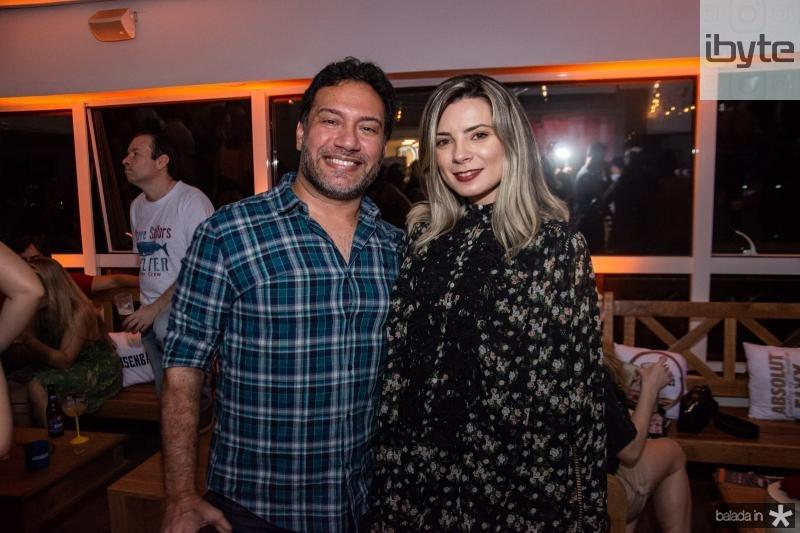 Cid Saboia e Elia Carvalho