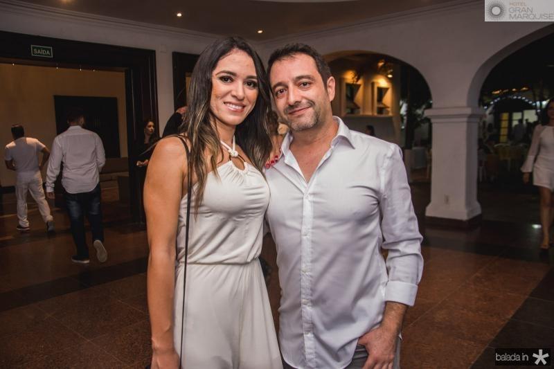 Larissa Lima e Carlos Sobral