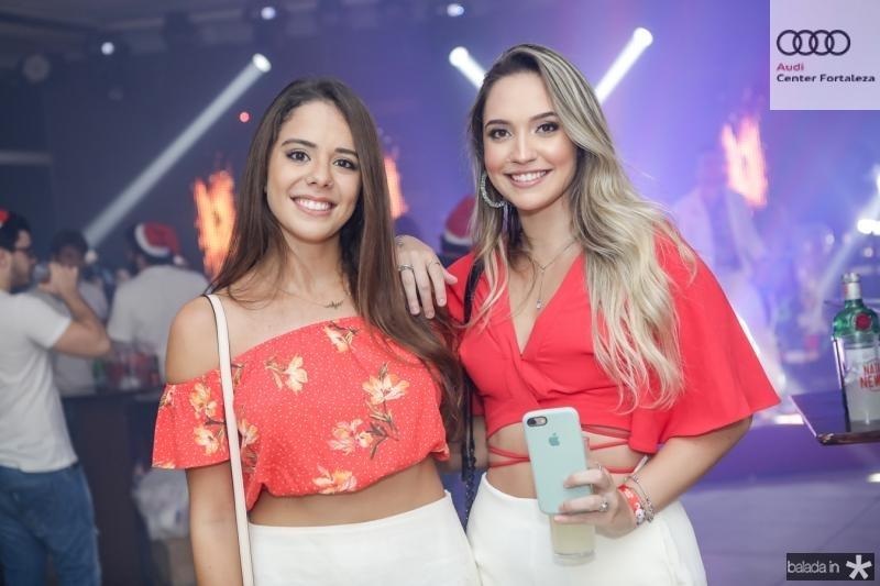Larissa Rangel e Gabriela Magalhaes
