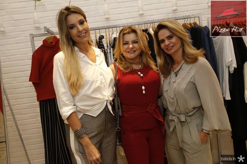 Carol Melo, Silvana Guimaraes e Germana Cavalcante 1