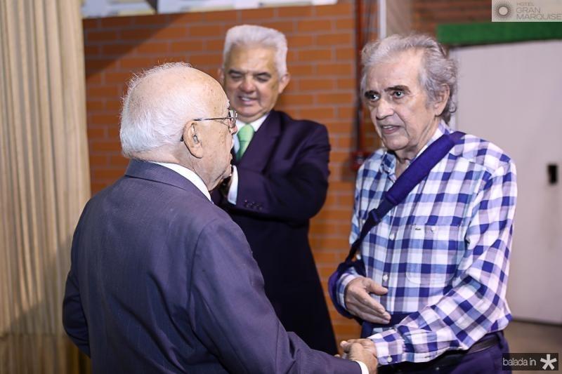 Ubiratan Aguiar, Tales Sa Cavalcante e Lucio Brasileiro