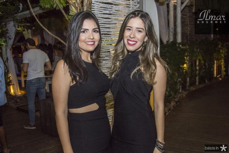 Carissa e Mariana Campos