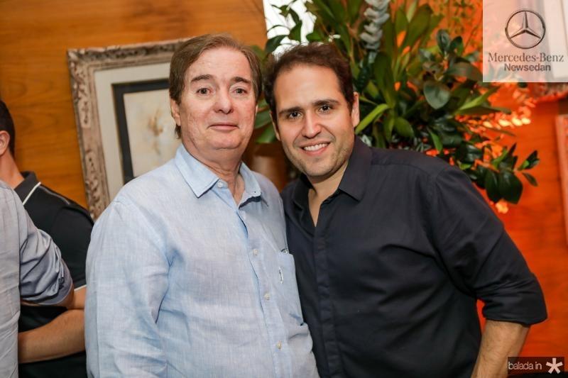 Fabio Rocha e Marcos Feitosa