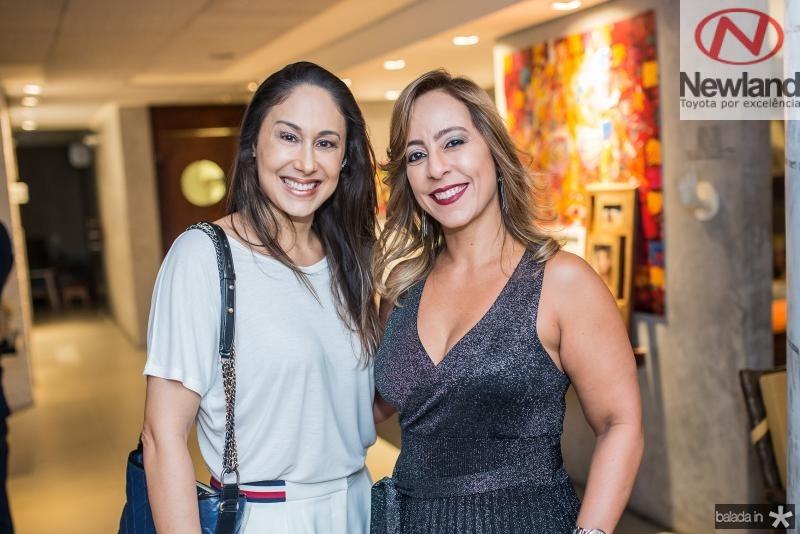 Larissa Coelho e Leticia Macedo