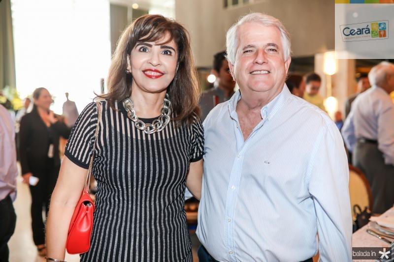 Marcia e Jose Antunes