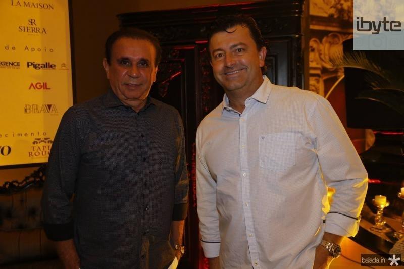 Gaudencio Lucena e George Vieira