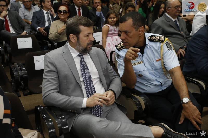 Elcio Batista e Fernando Albano