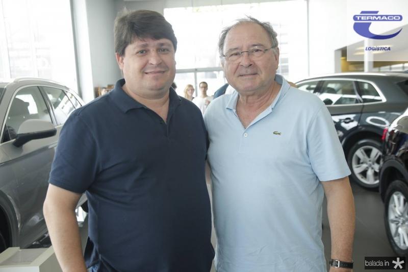 George e Edmilson Lima