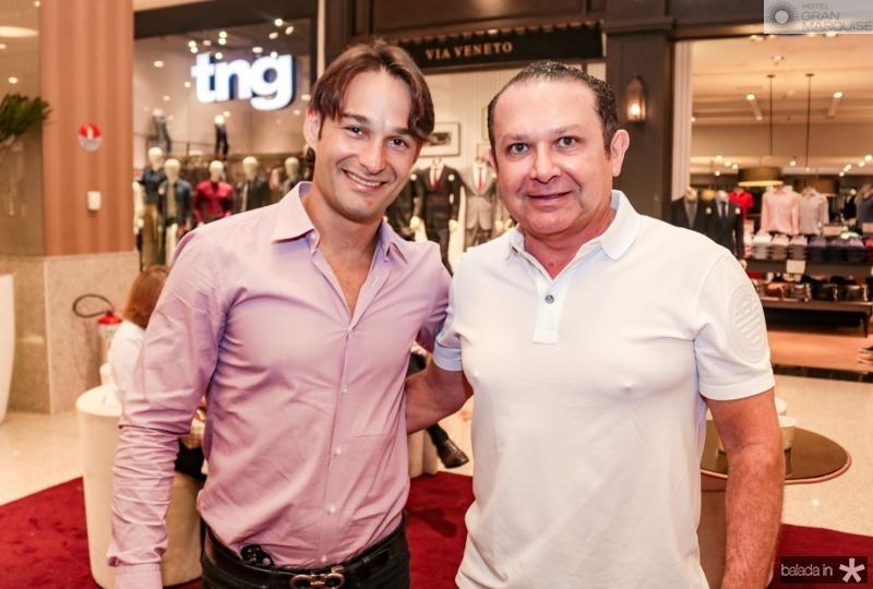 Claudio Rocha e Max Bezerra