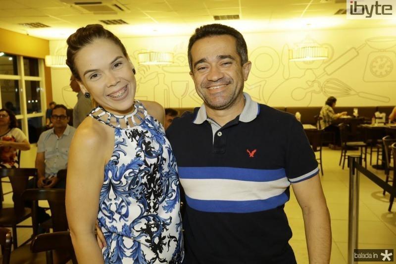 Barbara Reboucas e Alex Ferreira